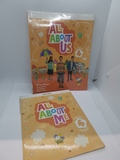 ALL ABOUT US 4 CLASS BOOK S/ANOTACIONES - foto