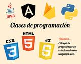 CLASES DE PROGRAMACIÓN Y ENTREGAS - foto