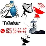 Antenas 5G TDT Parabólicas San Vicente - foto