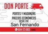 PORTES SAN FERNANDO  DON PORTES - foto