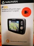 NAVMAN F20 NAVEGADOR GPS PANTALLA TACTIL