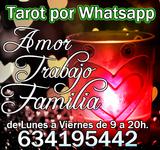 consulta al tarot por whatsapp - foto