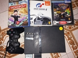 PlayStation 2 con FMCB.  - foto