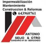 MANTENIMIENTO, CONSTRUCCION, REFORMAS  - foto