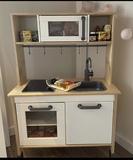 Cocina de madera - foto
