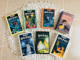 SAGA COMPLETA HARRY POTTER - foto