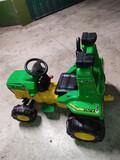 Tractor De Niño - foto