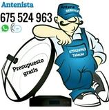 Arreglo Antenas Alicante - Antenista 24h - foto