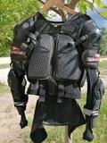 CHALECO DE PROTECCIONES PARA MOTO - foto