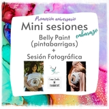 MINI SESIóN BELLYPAINTING+FOTOGRáFICA