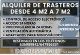 TRASTEROS EN ALQUILER VALDEOLLEROS - foto