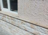 Restauración, construcción de fachadas - foto