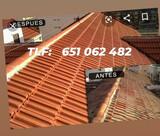 TEJADOS Y CANALONES TL 651 06/24 82 <--- - foto
