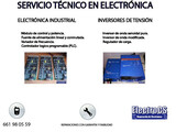 Reparacion Maquinaria industrial - foto