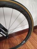 ruedas de carbono - foto