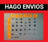 TUNING:  LOGOS EMBLEMA LLAVES DE COCHE.  - foto