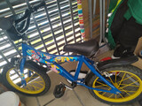 bicicleta de Bob Esponja 30 - foto