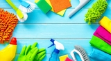 Limpieza del hogar. - foto
