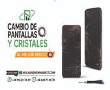 CAMBIO DE PANTALLAS! IPHONE  - foto