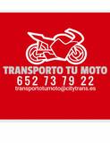 Ttm41 transporte de motos nacional - foto