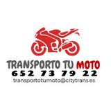 855 TRANSPORTE DE MOTOS nacional - foto