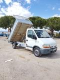 RENAULT MASTER 2. 5 BASCULANTE DE - 3. 500 KILOS PARA CARNET B COCH - foto