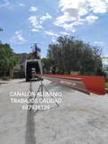 CARTAGENA MURCIA CANALON  ALUMINIO - foto
