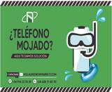 MOVIL IPHONE MOJADO? TENEMOS LA SOLUCION - foto
