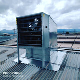 Climatización para naves y negocios. - foto