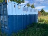 contenedor marítimo 6 metros - foto