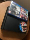 PS4 Slim + 3 Juegos - foto