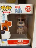 Funko Pop Max Mascotas 1 Vaulted - foto