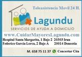 ATENCION DOMICILIARIA EN GUIPUZCOA - foto