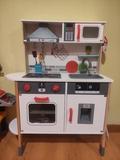 cocina de juguete lidl - foto