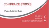 BUSCO STOCKS DE TODO TIPO - foto