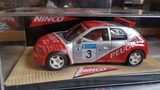 Peugeot 306 ninco y bmw 3.5 csl fly - foto