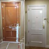 ¡lacado de puertas y muebles - foto