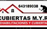 CUBIERTAS Y AISLAMIENTOS M. Y. R.  - foto
