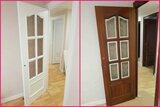 /Lacado de puertas muebles - foto