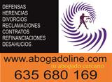 ABOGADO PARA SUSTITUCIONES - foto