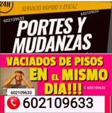PORTES Y MUDANZAS VACIADO PISOS TRASTERO - foto