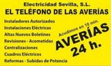 Electricista averias 24Horas - foto