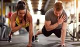 Clases de entrenamientos deportivos - foto