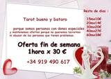 TAROT ECONOMICO, OFERTA FÍN DE SEMANA - foto