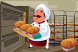 Se busca panadero - foto