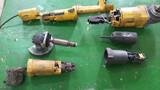 Reparación de radiales, tronzadoras - foto