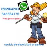serviços electricista y Pladur  general - foto
