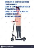 servicio técnico patinetes y bicletas  - foto