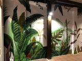 chiringuito pintar decorar graffiti arte - foto