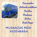Mudanzas y portes Malaga - foto